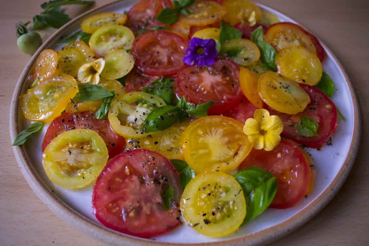 tomatoecapreseperfectsalt