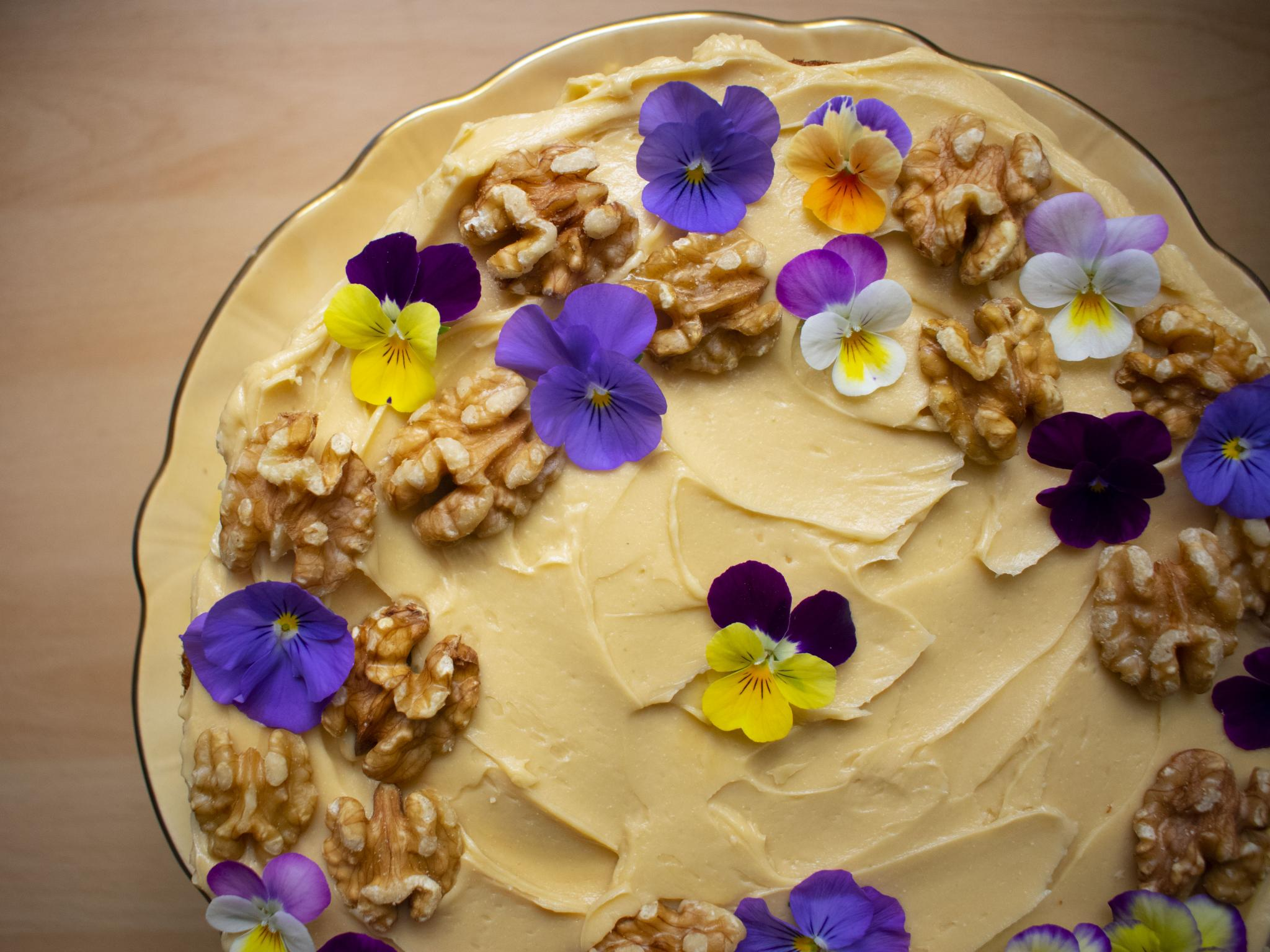 biscoff walnut coffee cake 1