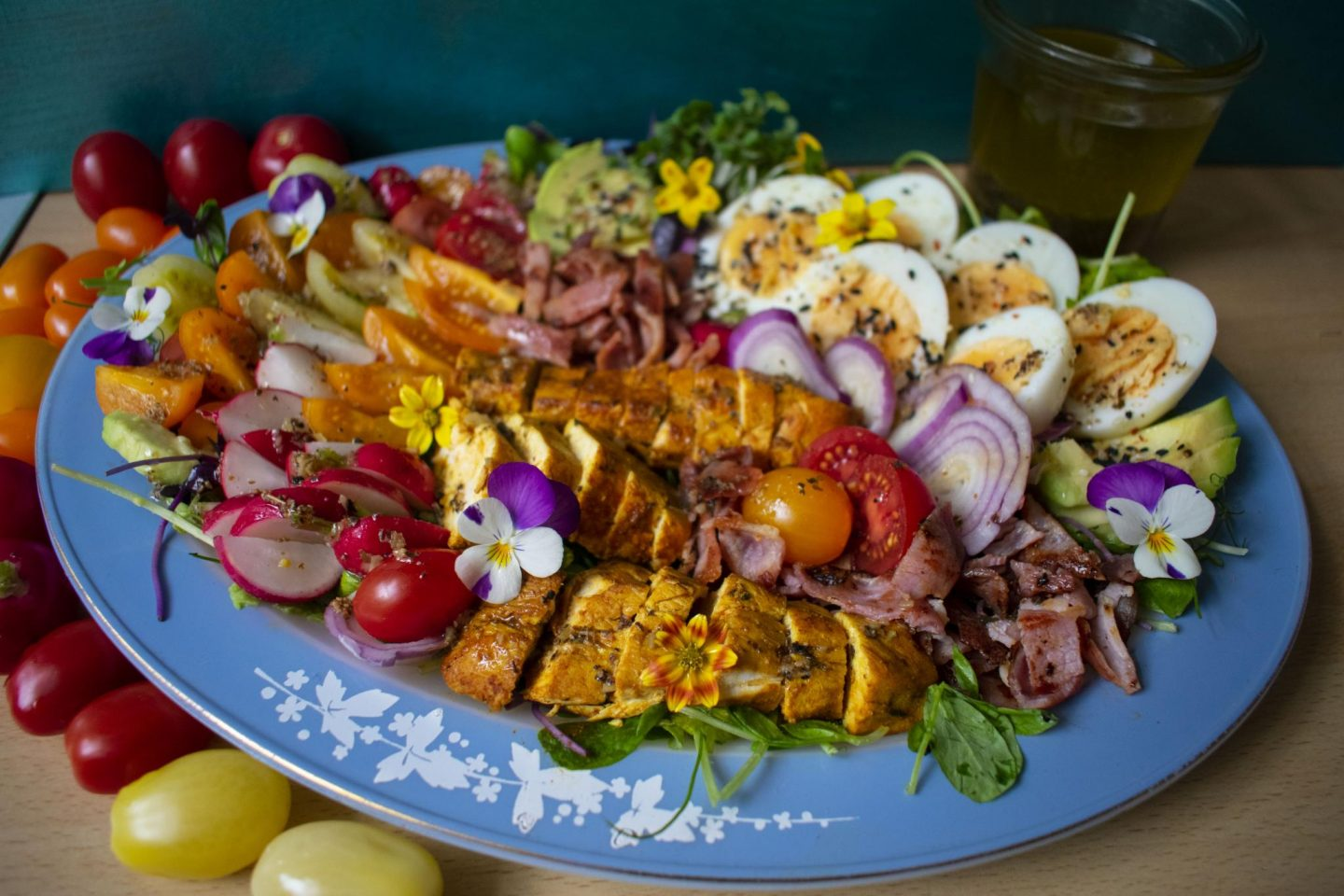 This image has an empty alt attribute; its file name is cobb-salad-6-1440x960.jpg